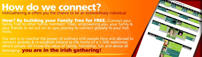 Irish Gathering - How Do We Connect